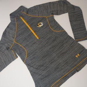 MIZZOU medium pullover under armour